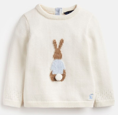 Ivy Official Peter Rabbit Collection Intarsia Knitted Sweater