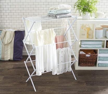 AmazonBasics Clothes Drying Rack