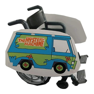 Mystery Machine Children's Wheelchair Costume Child's
