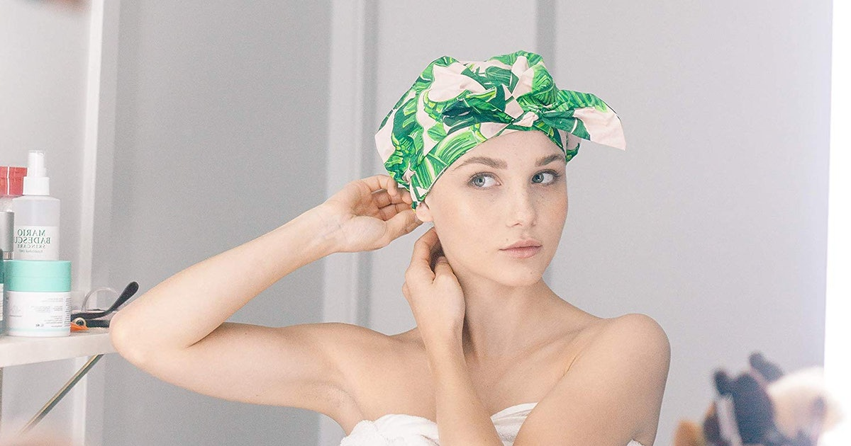 The 3 Best Shower Caps