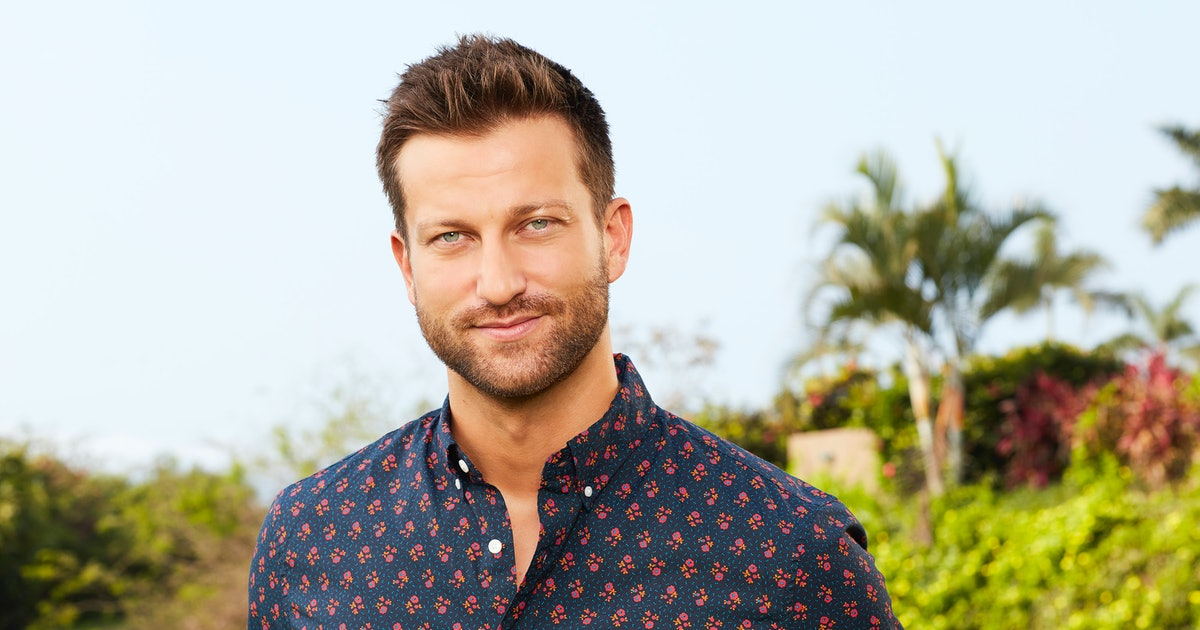 Chris B. Looks Like Gerard Butler & Even 'Bachelor In Paradise' Producers Noticed