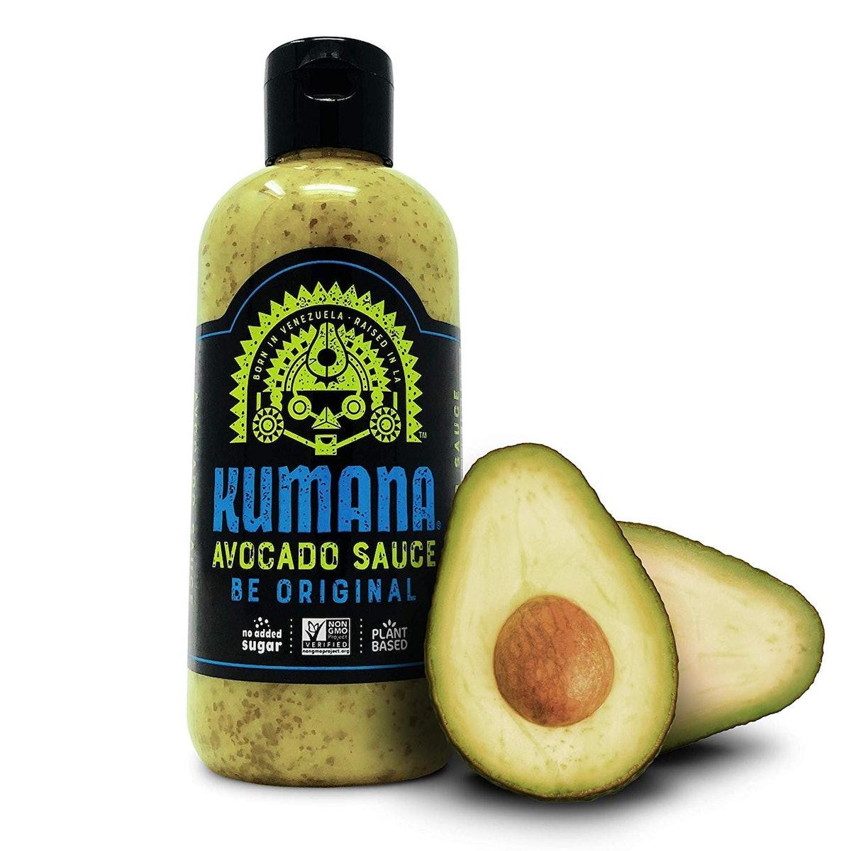Kumana Foods Avocado Sauce