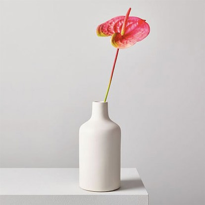 Faux Anthurium Plant Branch