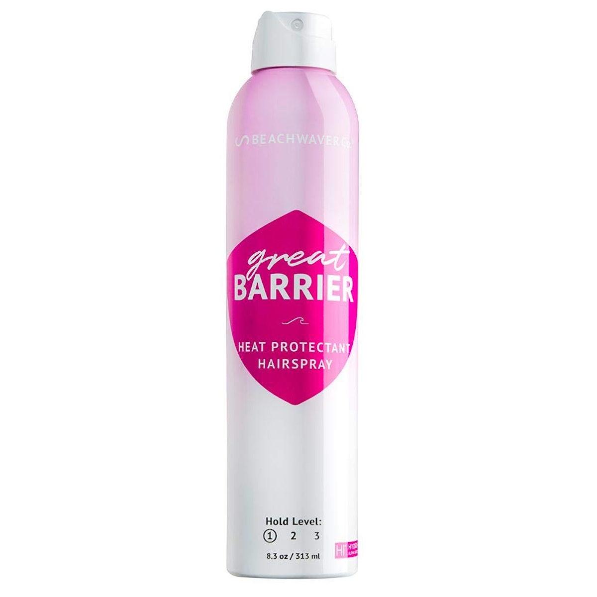 The Beachwaver Co. Great Barrier Heat Protectant Hairspray