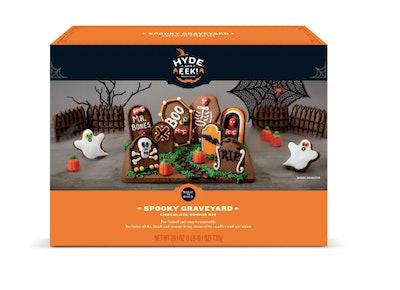Hyde & Eek! Chocolate Cookie Graveyard