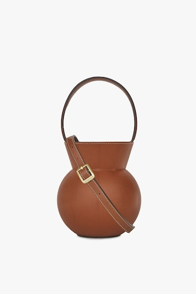 Keaton Bag - Saddle
