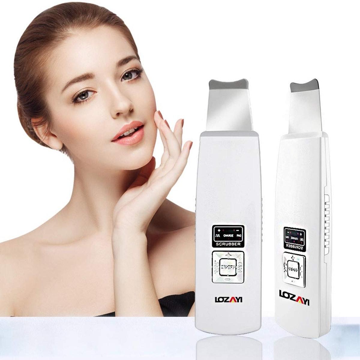 LONGYE-US Skin Scrubber