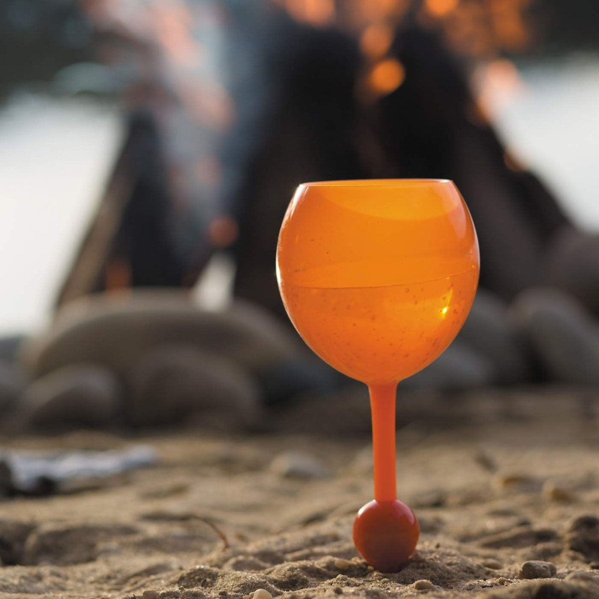 The Beach Glass Floating Wine Glass (2-Pack)