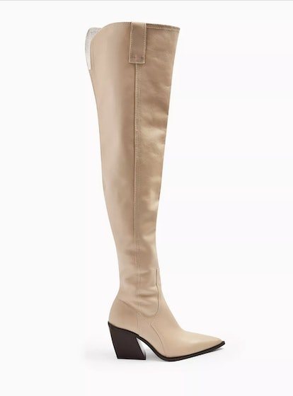 BRAVE Leather Western Boots