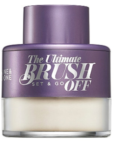 The Ultimate Brush Off Translucent Loose Setting Powder