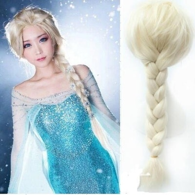 Women and Kids Frozen Princess Elsa