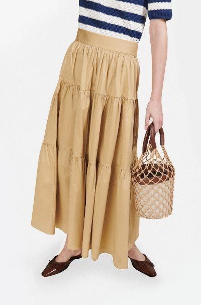 Sea Skirt - Sand
