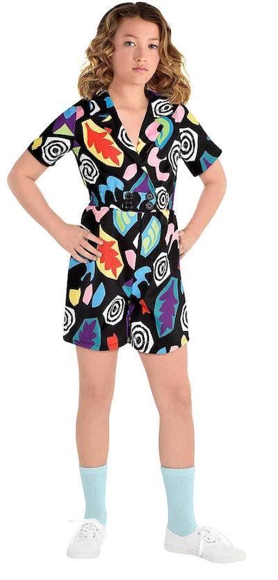 Child Mall Eleven Costume