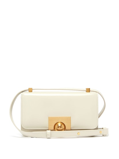 BV Classic Small Leather Shoulder Bag