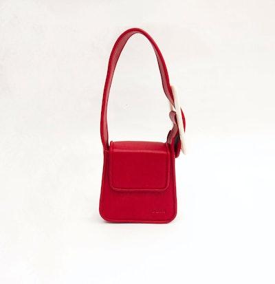 Yshaia Mini In Crimson