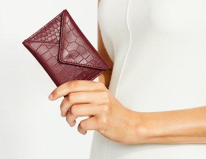Rachel Miriam Leather Card Case