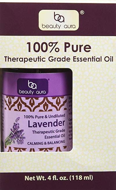 Beauty Aura 100% Pure Lavender Essential Oil