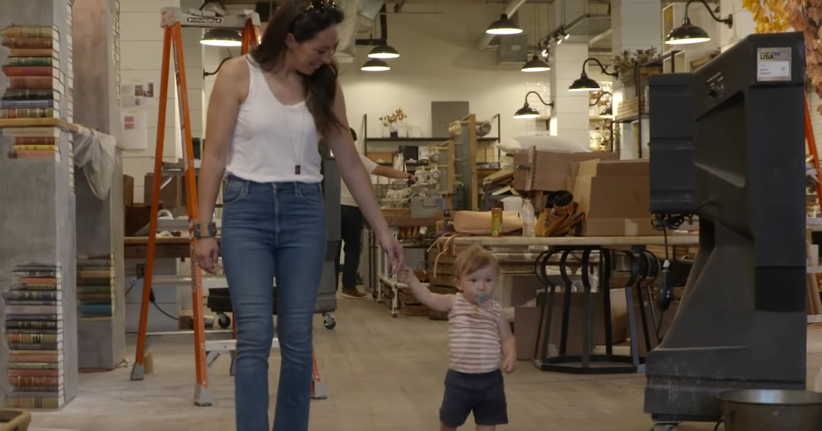Joanna Gaines Says Crew Is Growing Up In Their Shops & It Sounds So Sweet