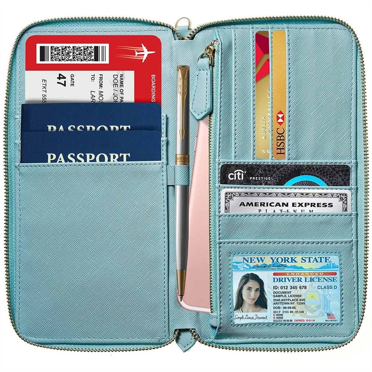 Apadi Travel Wallet