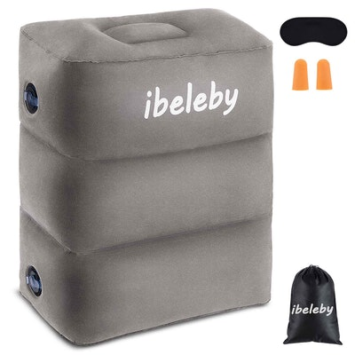 Ibeleby Airplane Footrest