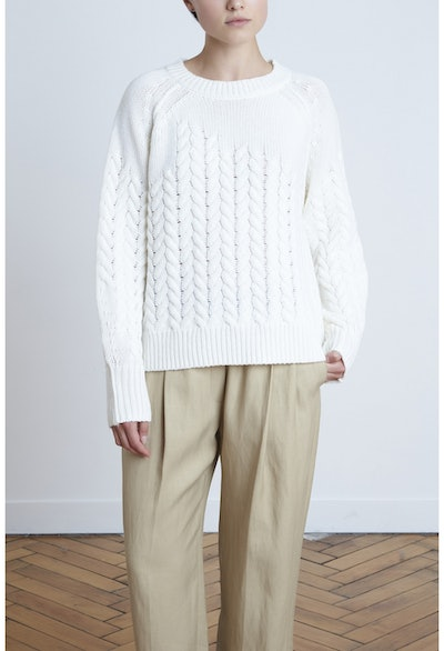 Panarea Boat Neck Sweater