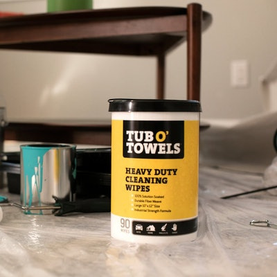 Tub O Towels Cleaning Wipes