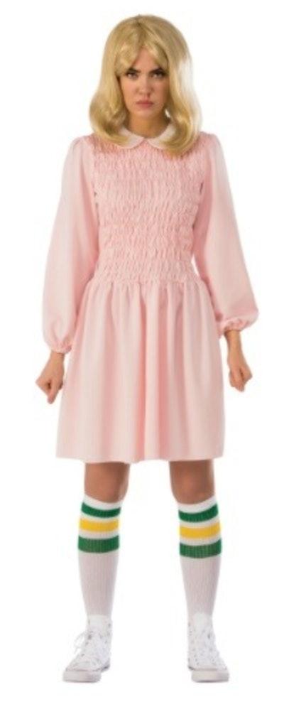 Women's Stranger Things Eleven Dress Costume