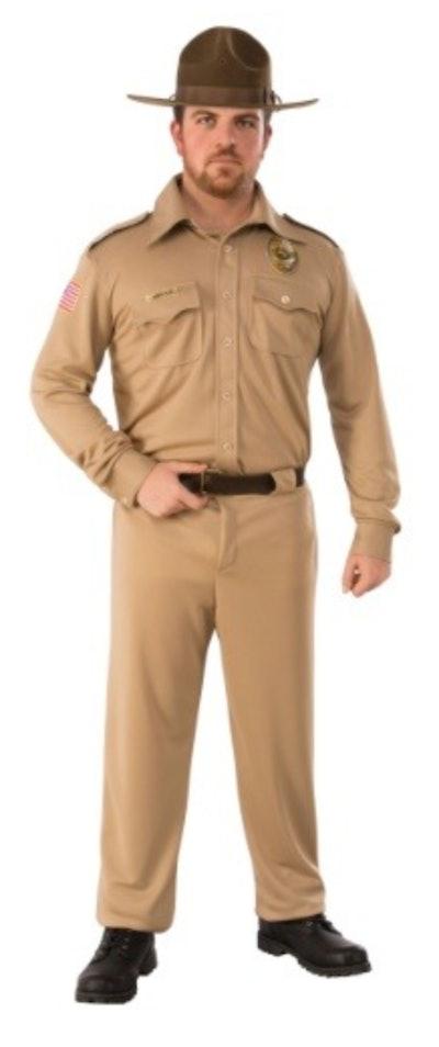 Stranger Things Adult Jim Hopper Costume