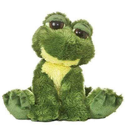 https://www.amazon.com/Aurora-World-Dreamy-Plush-Green/dp/B003U8HZFM/ref=sr_1_7?keywords=frog+toy&qid=1567637172&s=gateway&sr=8-7