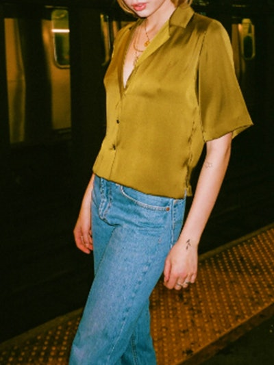 Le Funk Top In Moss