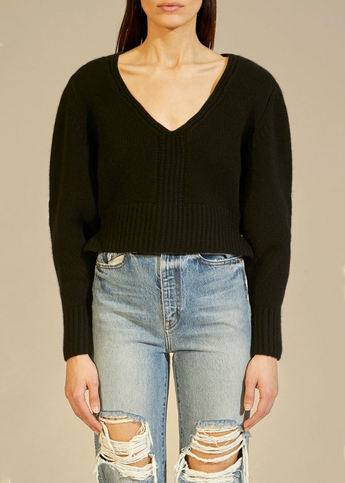 Charlette Sweater In Black