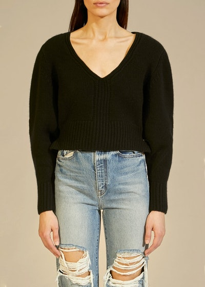 Charlette Sweater In Black