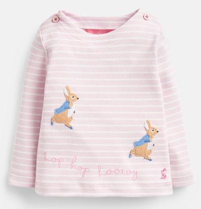 Harriet Official Peter Rabbit Collection Applique Top