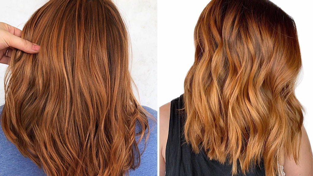 Apple Cider Hair Is The Latest Fall 2019 Hair Trend To