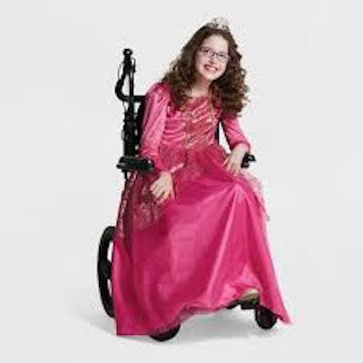 Adaptive Princess Halloween Costume