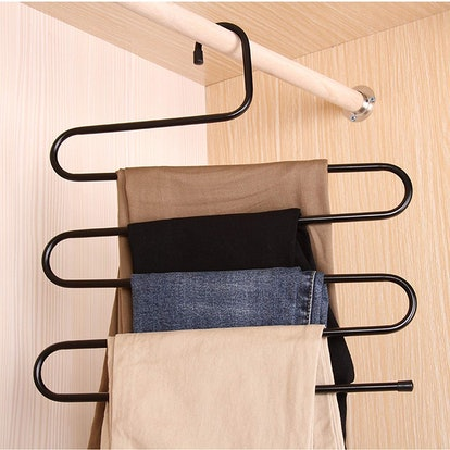 Deveasanter Multi-Layer Hanger (4-Pack)