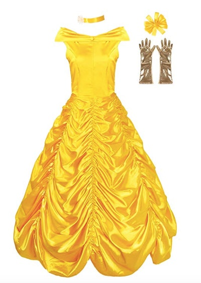 JerrisApparel Women's Princess Belle Costume