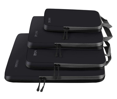 BAGAIL Compression Packing Cubes (4-Pack)