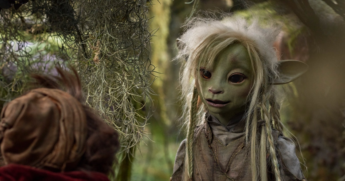 Is 'The Dark Crystal' Appropriate For Little Kids? Parents Should Screen It Ahead Of Time