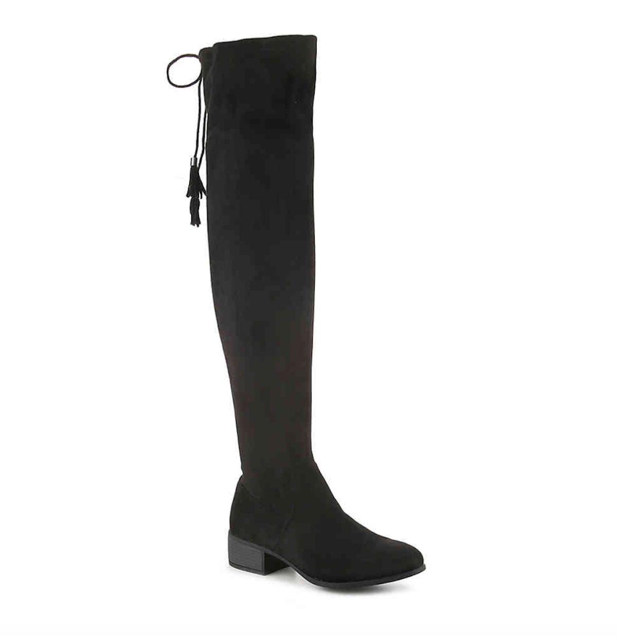 London Rag Kiana Thigh High Boot