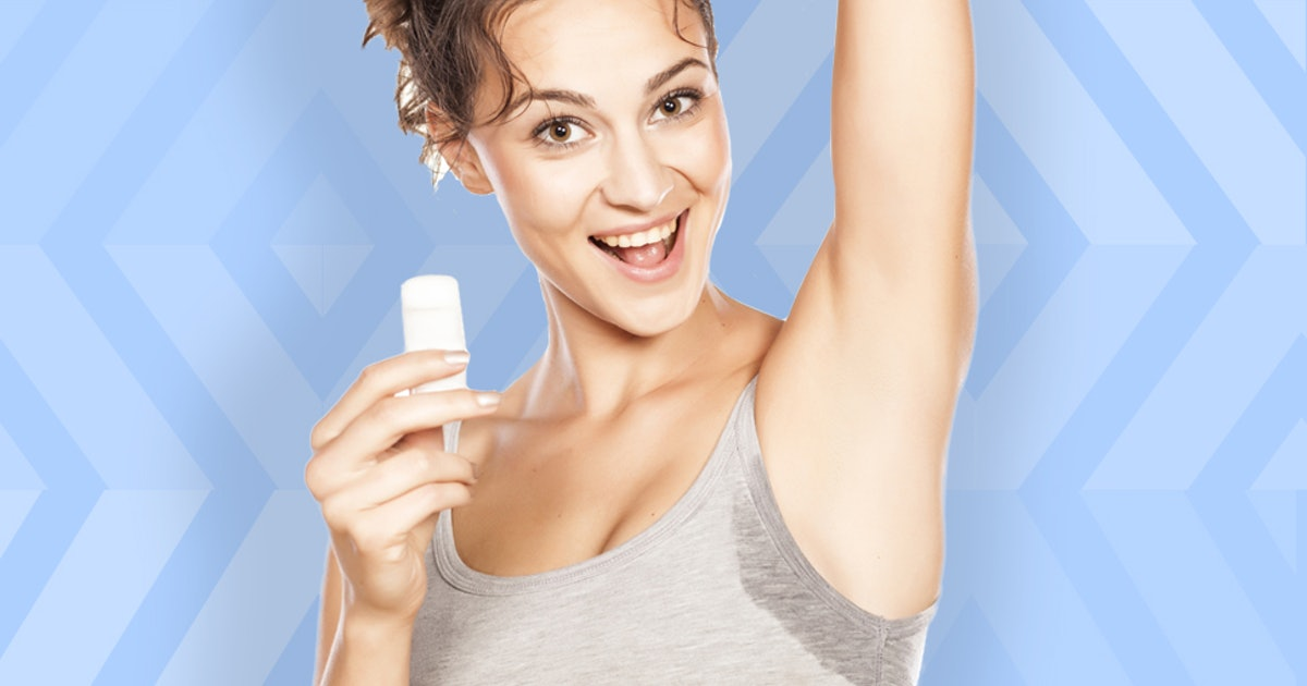 11 Best Deodorants For Sweaty People Who Want To Stay Dry All Summer Long