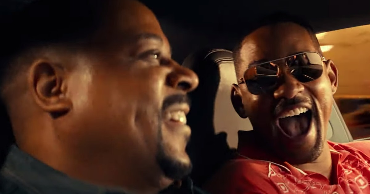 The 'Bad Boys For Life' Trailer Will Bring You Back To 1995