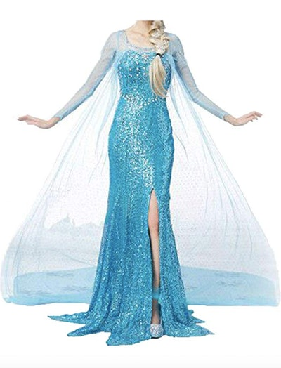 Princess Dress Women Girls Halloween Cosplay
