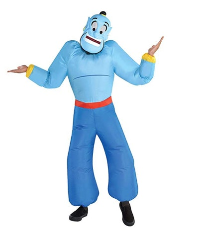 Inflatable Genie Costume for Boys