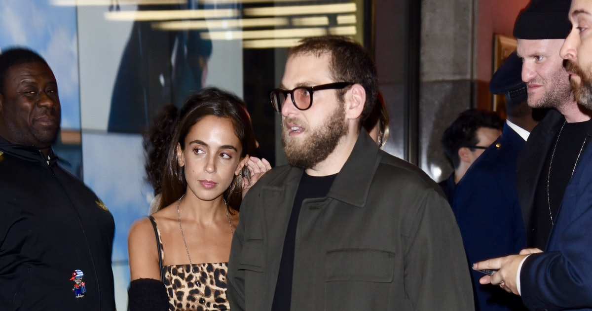 Who Is Gianna Santos? Jonah Hill's Fiancée Is Seriously Impressive