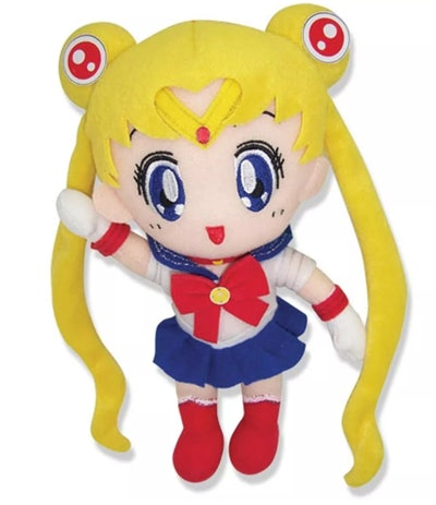 Great Eastern Entertainment Co. Sailor Moon Sailor Plush
