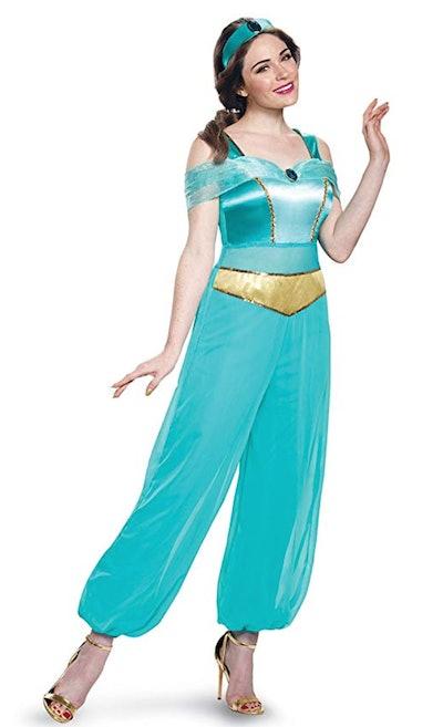 Women's Jasmine Deluxe Adult Costume