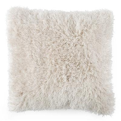 Shag Floor Pillow