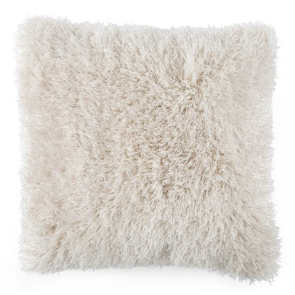 Shag Floor Pillow