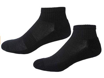 Formeu Ankle Cushion Socks (4-Pack)